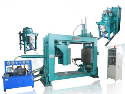 Pressure Gelation Machine-Niraj Industries