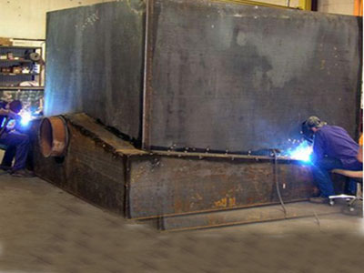 Transformer Tank Fabrication-Niraj Industries