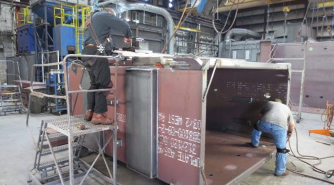 Transformer Tank Fabrication- Niraj Industries